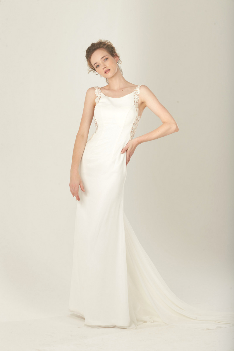 Daisy by Katie Yeung - wedding dress - Azalea - wellington wedding dress