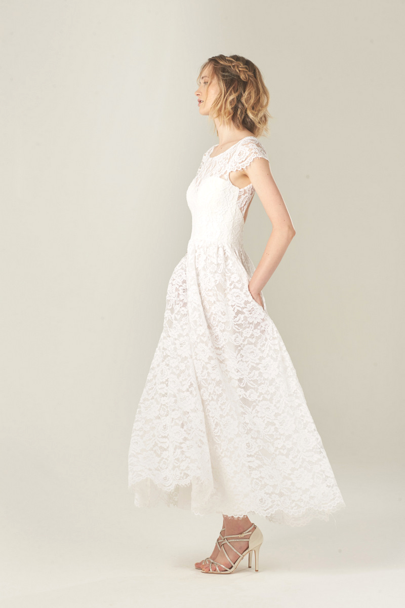 Daisy by Katie Yeung - wedding dress - wellington wedding dresses
