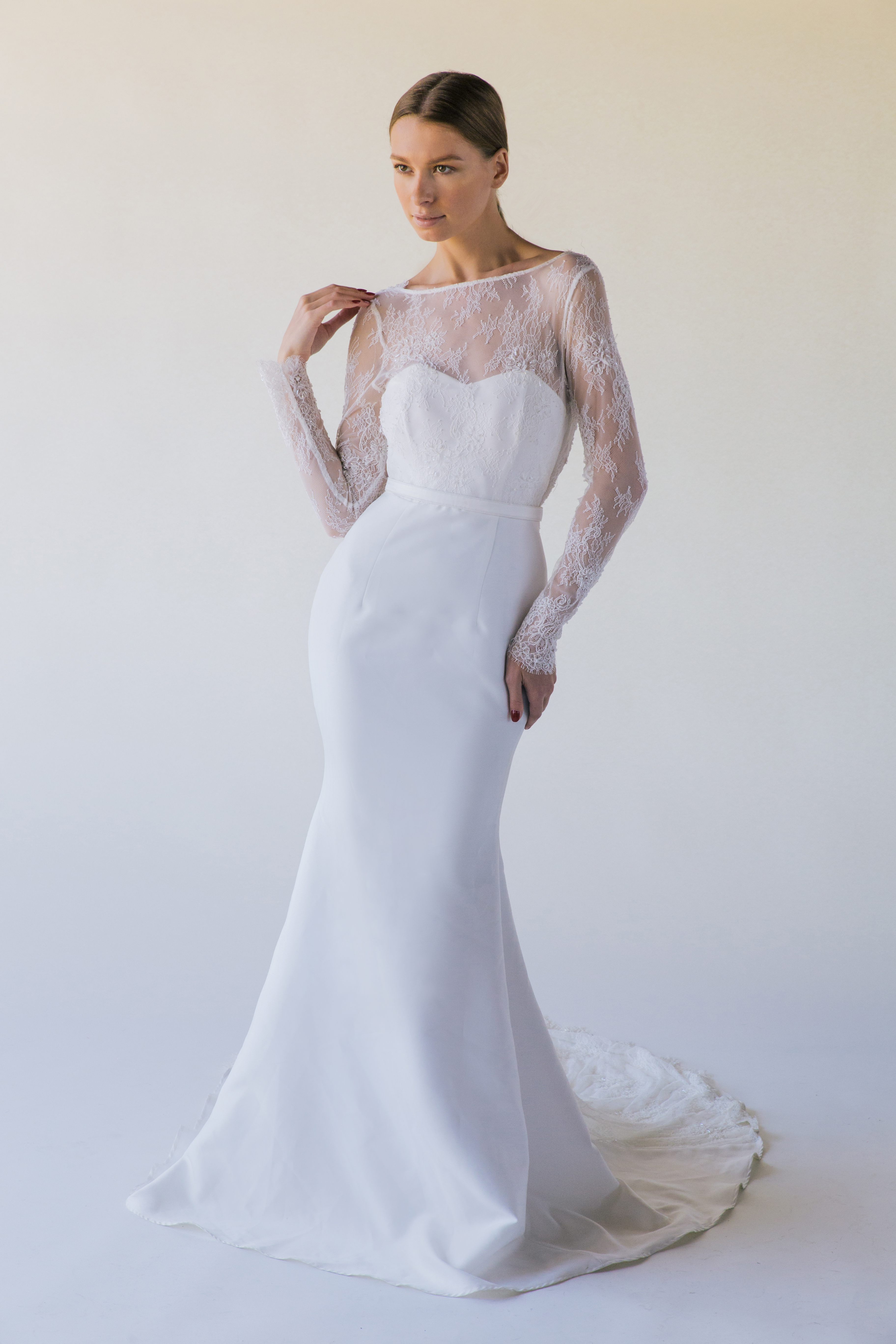 Wedding Dresses By Trish Peng Paperswan Bride Nz