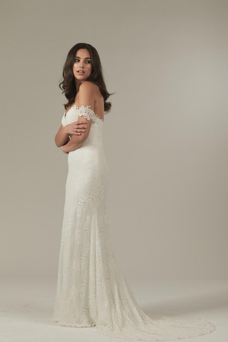 Daisy Bridal Aster wedding dress wedding dresses wellington christchurch