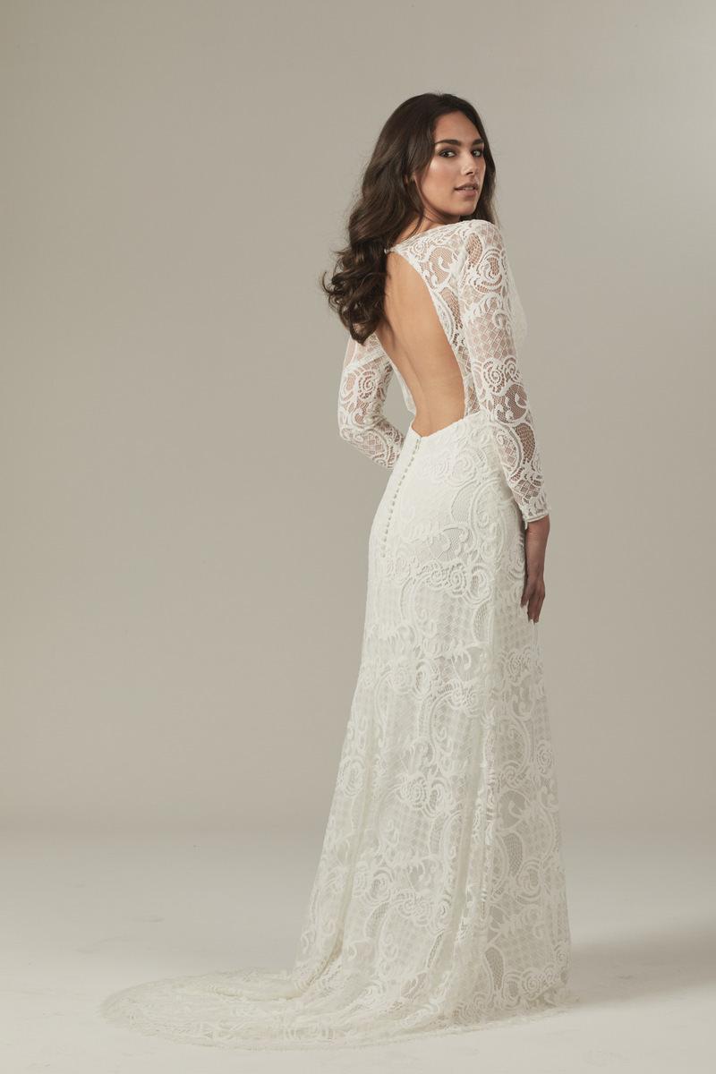 Calla wedding dress wedding dresses wellington christchurch