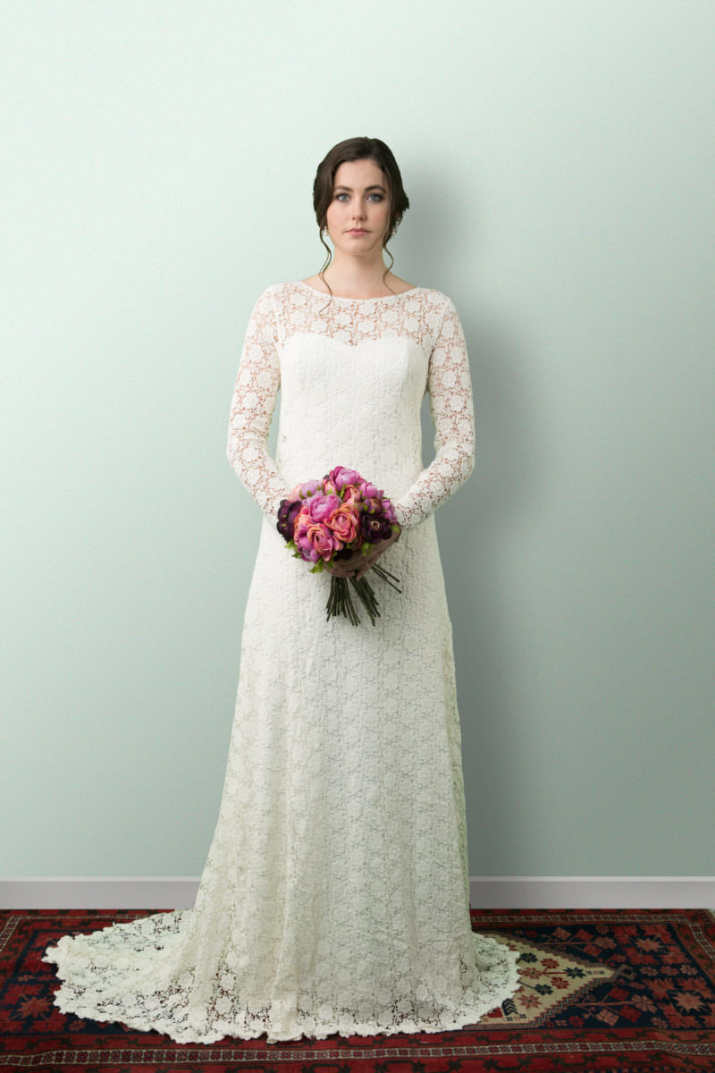 Jessica Wedding Dress by Sophie Voon at Paperswan Bride