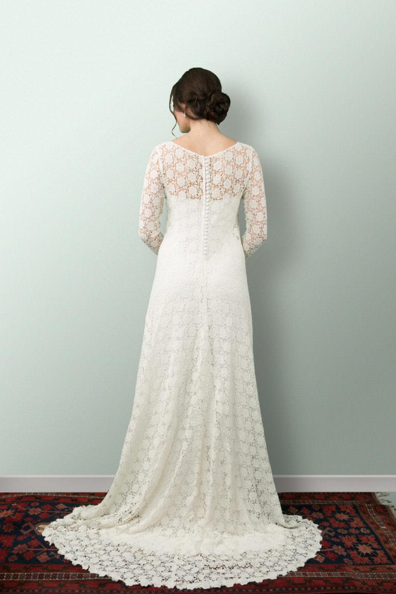 Jessica Lace Wedding Dress