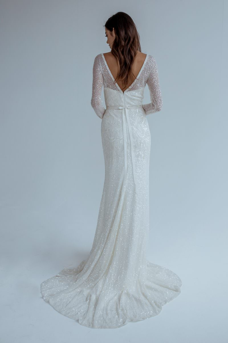 Wedding dresses - Celine from Karen Willis Holmes