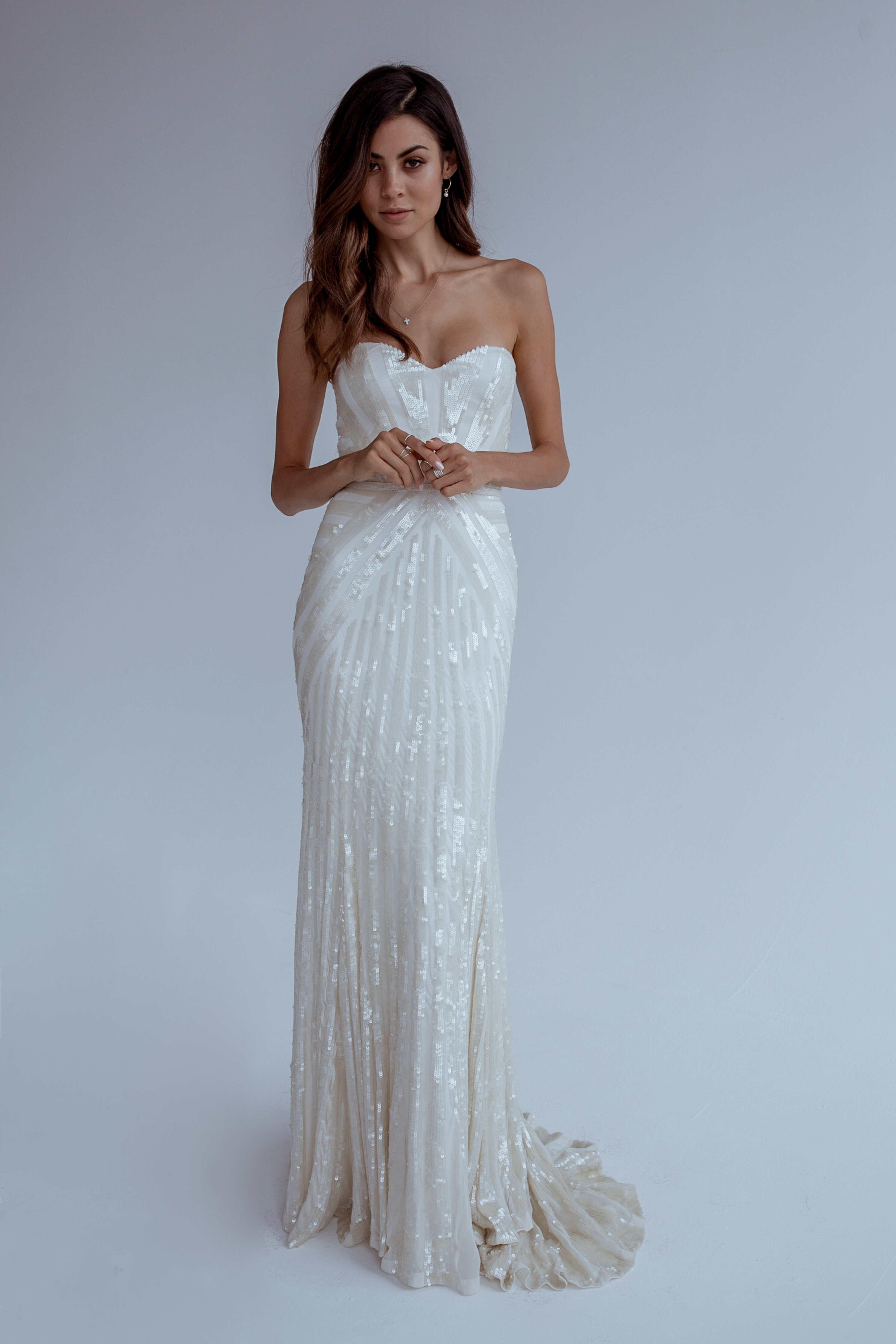 Karen Willis Holmes wedding dress