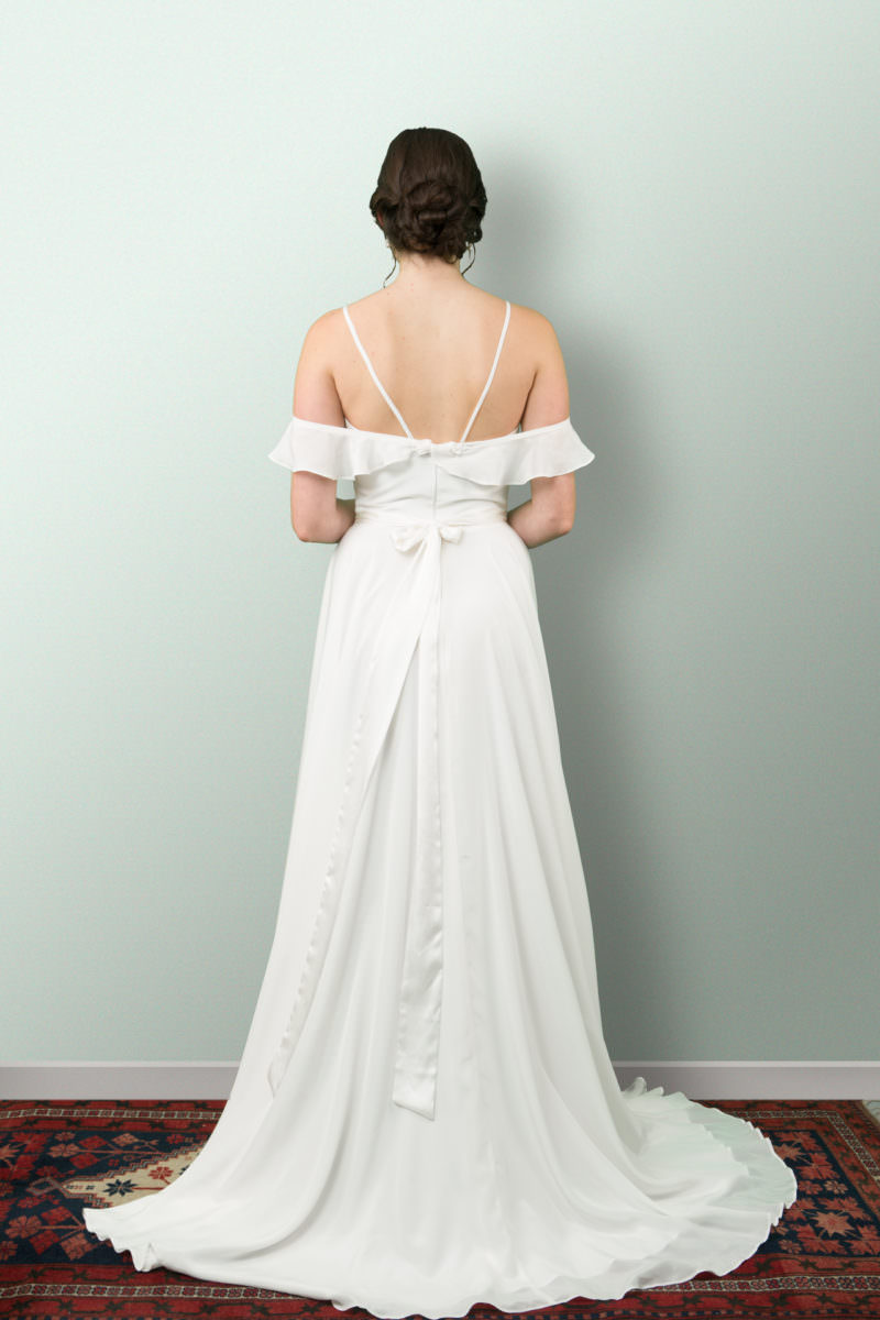 Meadow Wedding Dress Sophie Voon