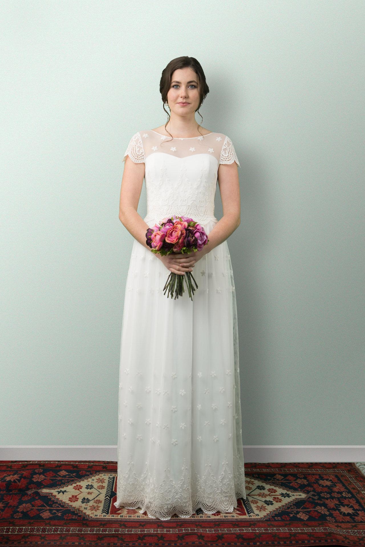 Mexican Princess Wedding Dress