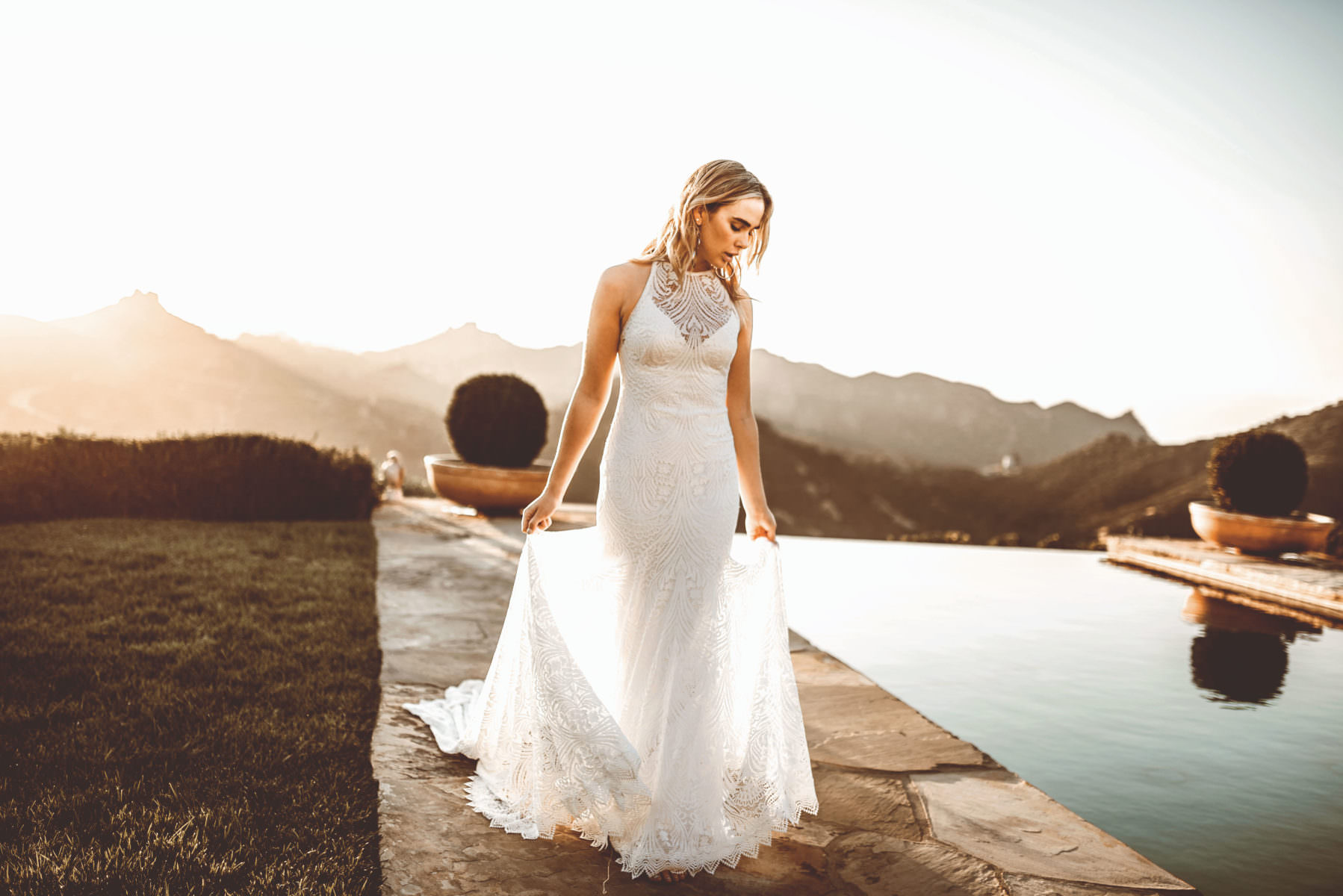 Phoenix wedding dress lovers society paperswan bride wellington christchurch