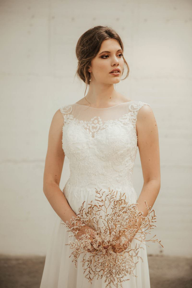 Lainee Hermsen Wedding Dress Collection - Paperswan Bride - Wedding Dress Shop - Wedding Dress Shop - Wellington - Christchurch - Azalea
