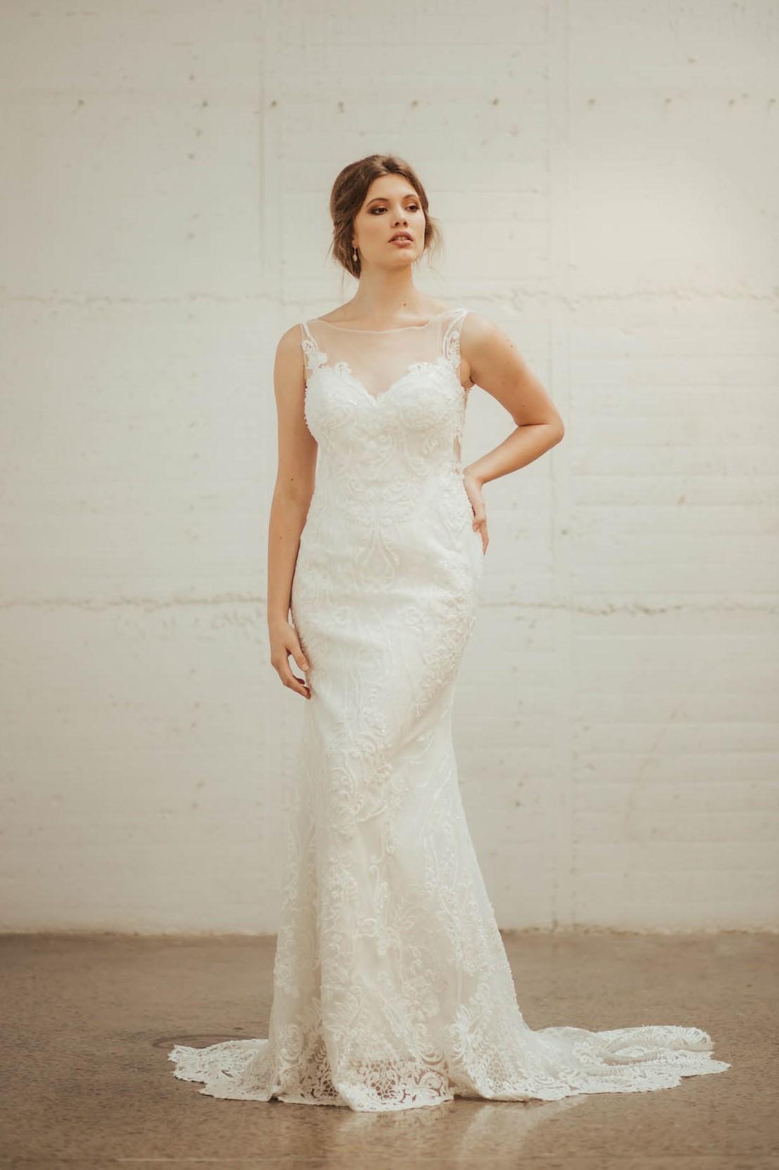 Lainee Hermsen Dahlia Wedding Dress Collection - Paperswan Bride - Wedding Dress Shop - Wellington - Christchurch - New Zealand