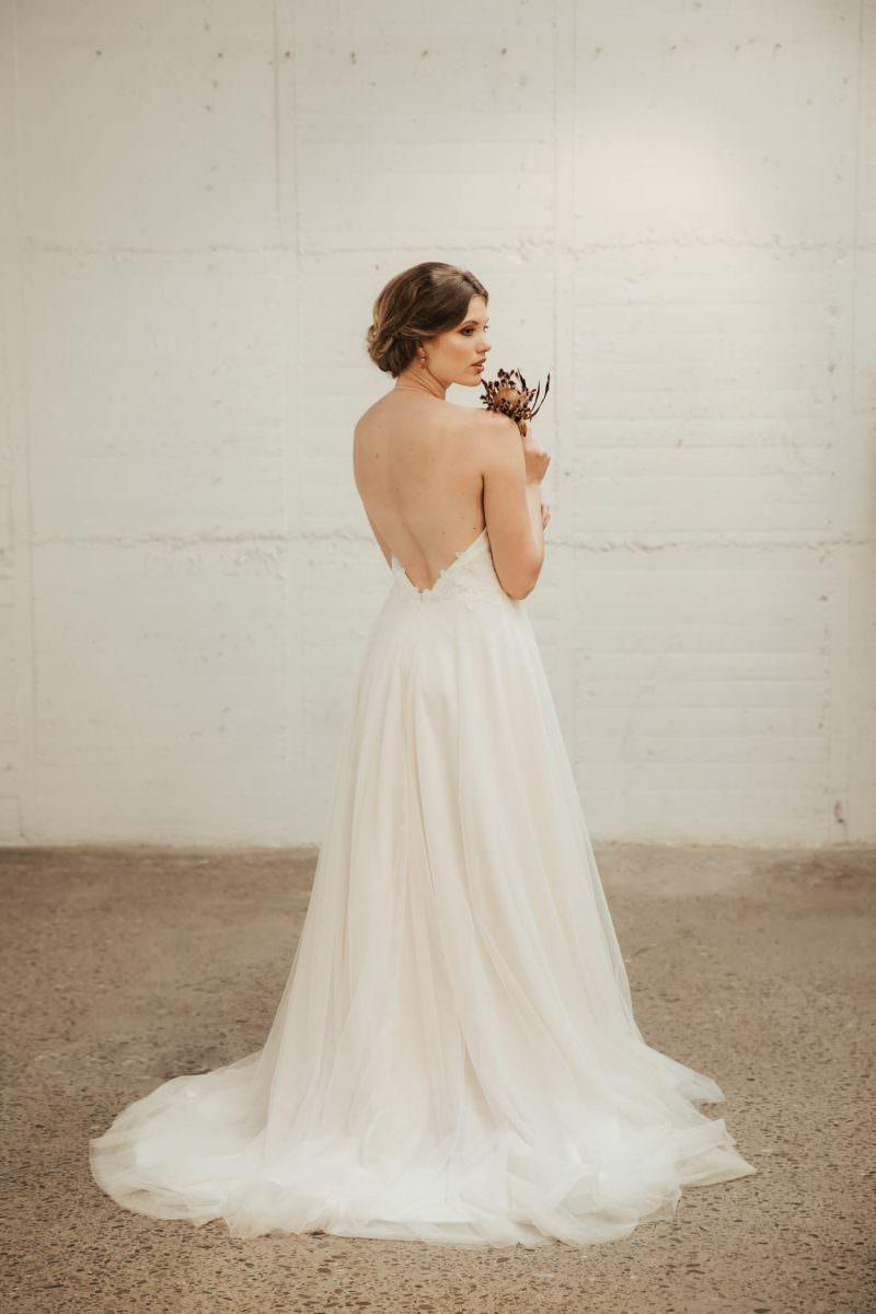 Lainee Hermsen Daisy Wedding Dress Collection - Paperswan Bride - Wedding Dress Shop - Wellington - Christchurch - New Zealand