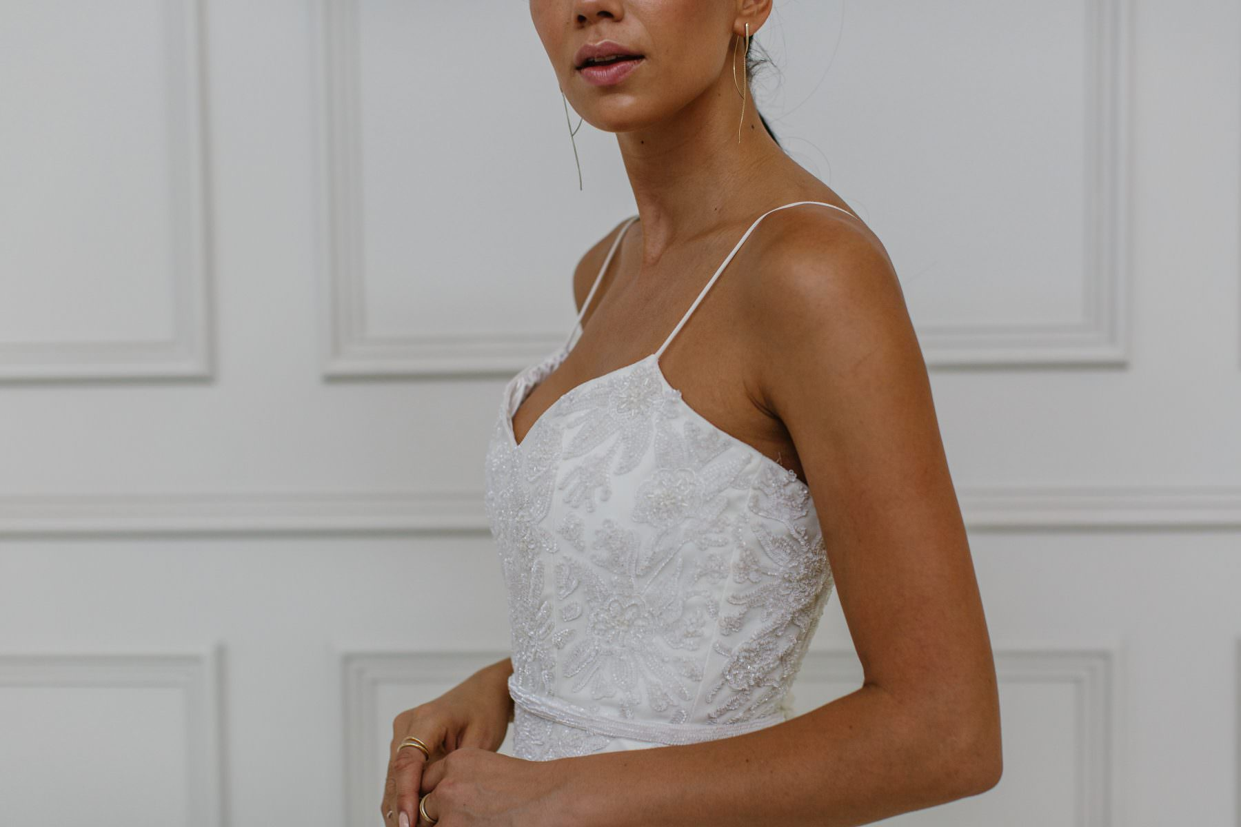 Freya Wedding Dress - Karen Willis Holmes - Paperswan Bride