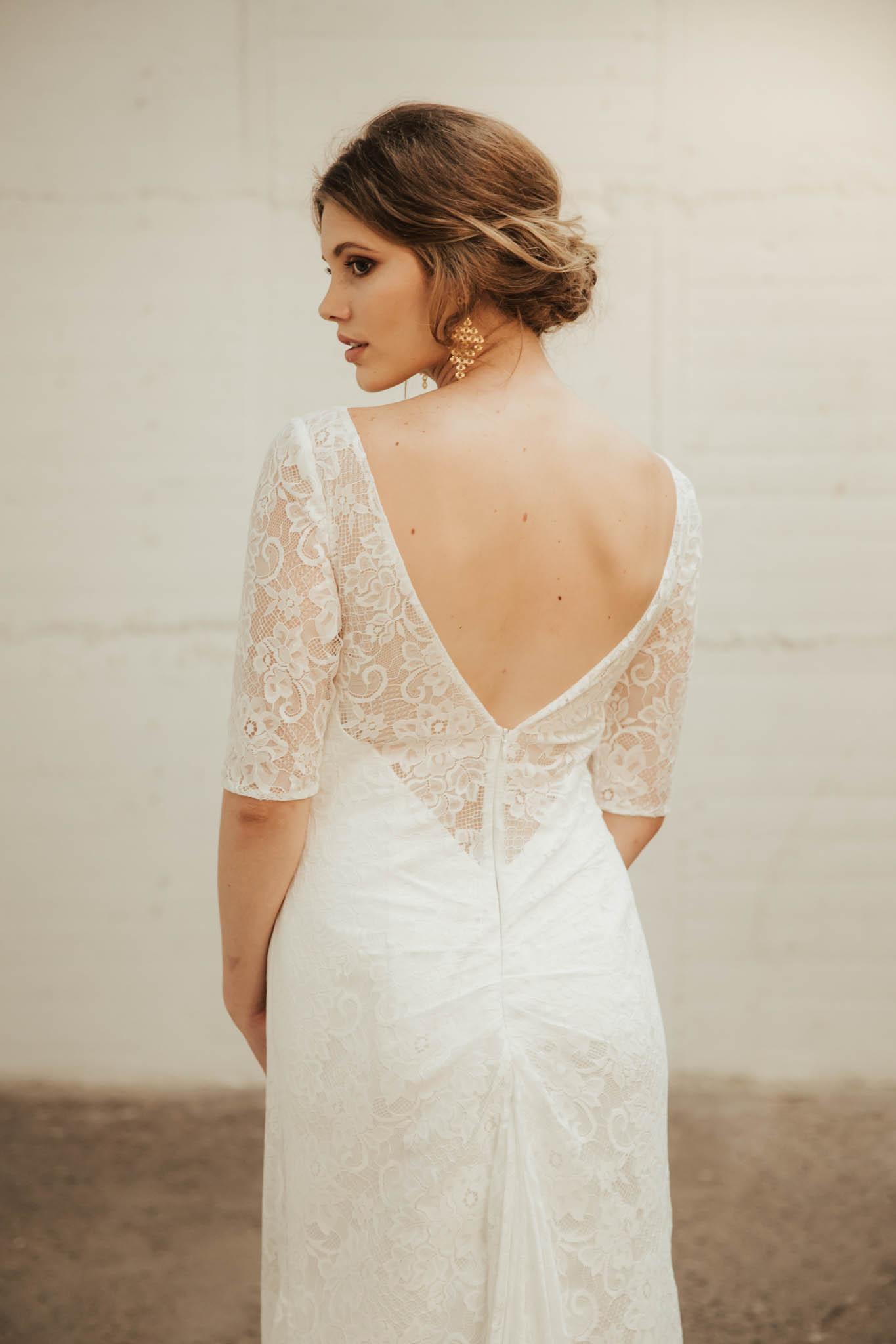 Lainee Hermsen Iris Wedding Dress Collection - Paperswan Bride - Wedding Dress Shop - Wellington - Christchurch - New Zealand