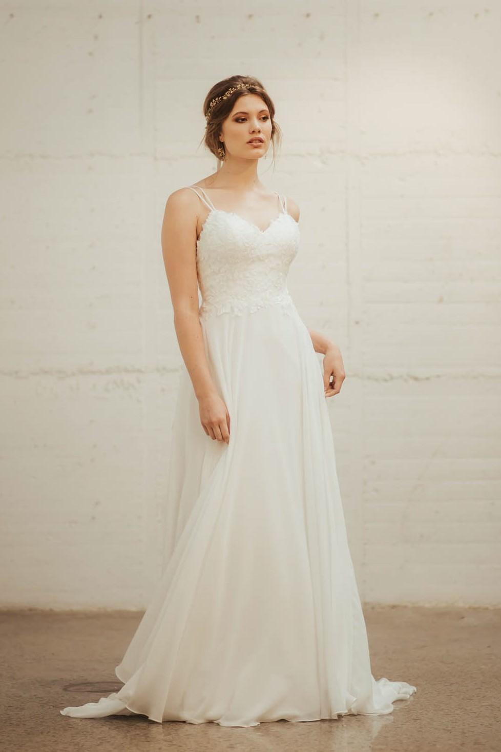 Lainee Hermsen Poppy Wedding Dress Collection - Paperswan Bride - Wedding Dress Shop - Wellington - Christchurch - New Zealand - Bridal Gowns - NZ