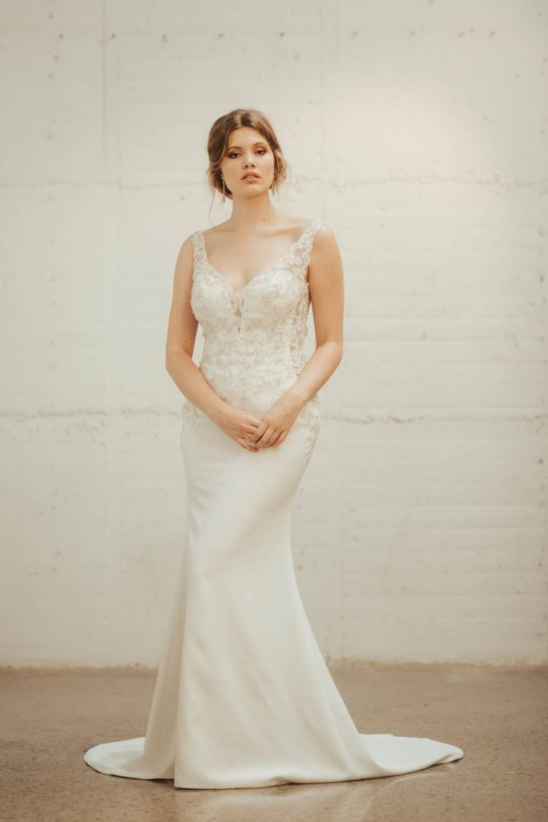 Lainee Hermsen Rose Wedding Dress Collection - Paperswan Bride - Wedding Dress Shop - Wellington - Christchurch - New Zealand - Bridal Gowns - NZ