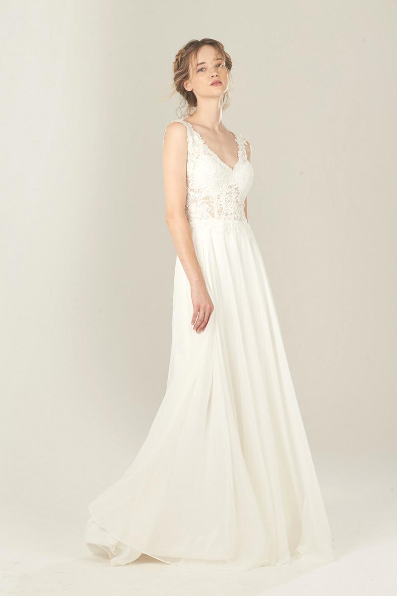 Snow Lotus - wedding dress - Daisy