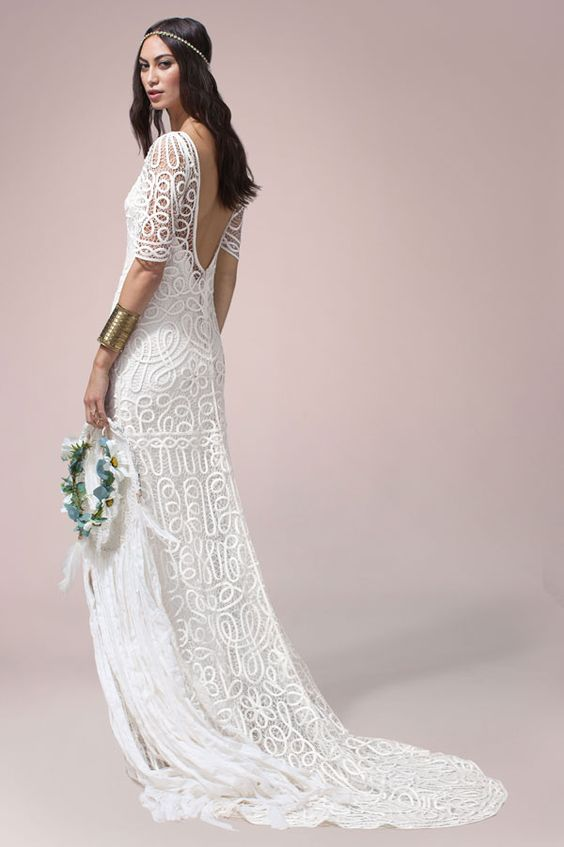 JUNO Rue De Seine wedding dresses