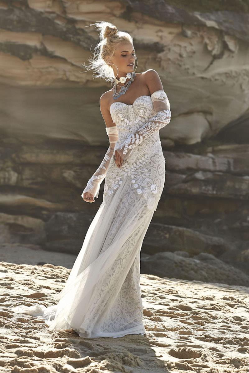 Stevie Rae Wedding Dress By Rue De Seine
