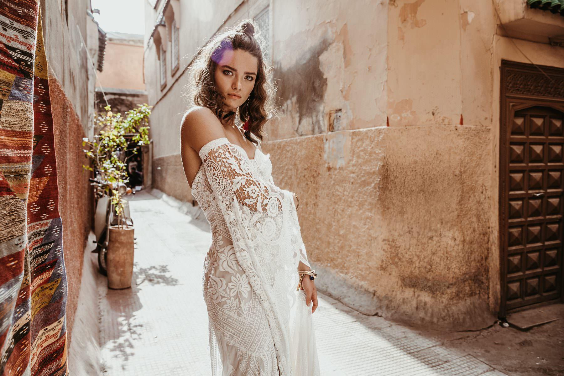 Rue De Seine Adara Wildhearts wedding dress bridal shop store gowns christchurch wellington