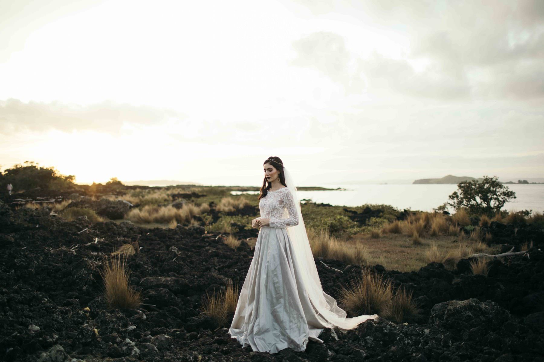 Natalie Chan Bridal Audrey wedding dress bridal shop store gowns christchurch wellington
