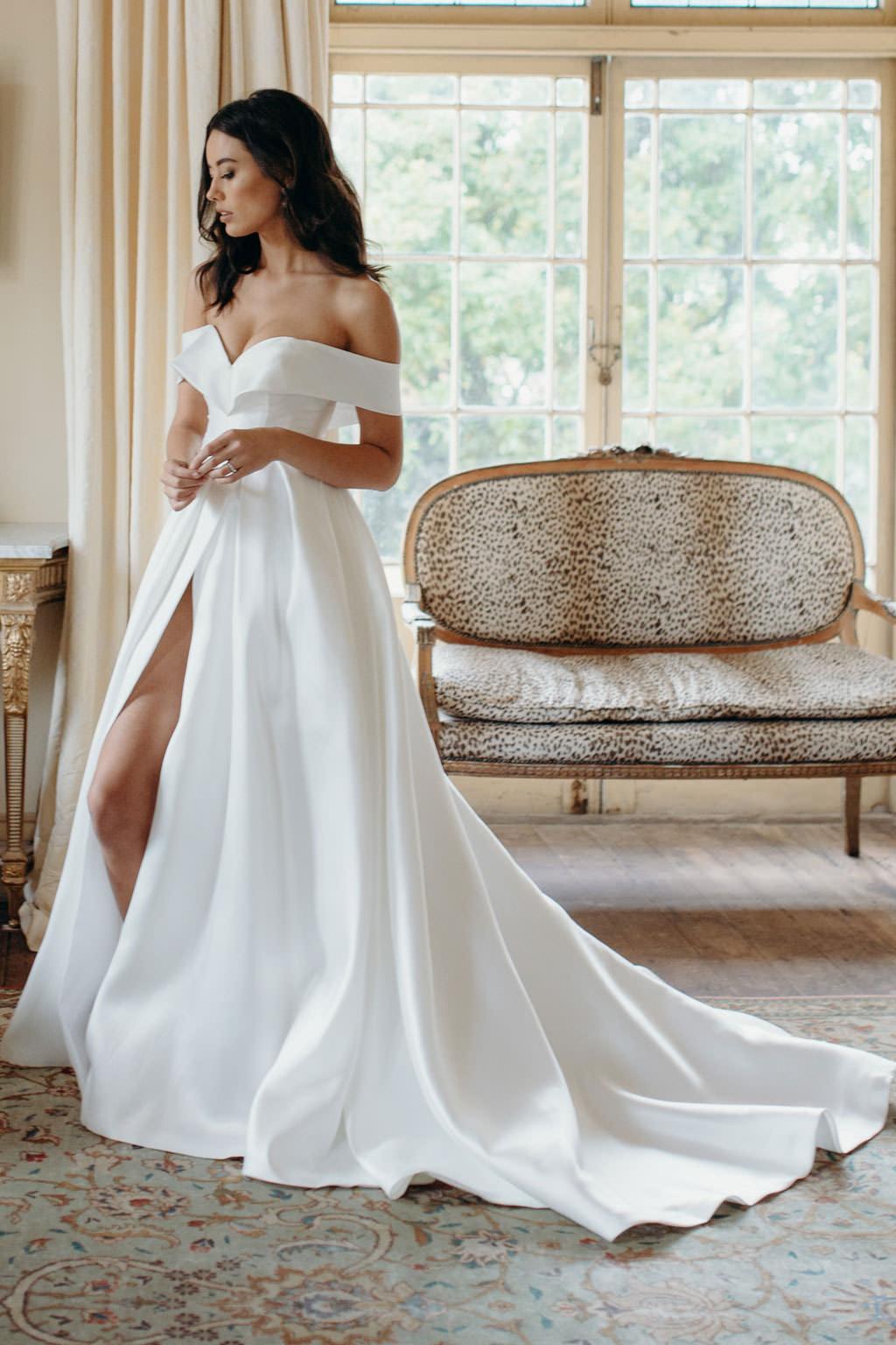 Wedding Dresses Wellington Christchurch Nz Paperswan Bride